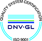 Quelity system certification